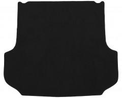 Коврик в багажник для Mitsubishi Pajero Sport '16- текстильный, черный (Optimal)