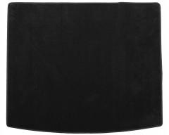 Коврик в багажник для Seat Ateca '17-, верхний с органайзером, текстильный (Optimal)