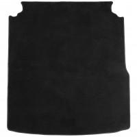 Коврик в багажник для Volkswagen Passat USA 2011-2019 текстильный, черный (Optimal)