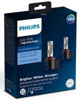 Автомобильные лампы Philips X-tremeUltinon LED, 6500 K, H11 (2 шт.) 12794UNIX2