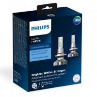Автомобильные лампы Philips X-tremeUltinon LED, 6500 K, HB4 (2 шт.) 11005XUWX2