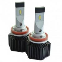 Автомобильные светодиодные лампочки Prime-X серия M H11 6000K (2шт)