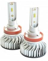 Автомобильные светодиодные лампочки Prime-X серия Z H11 5000K (2шт)