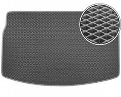 Коврик в багажник для Chevrolet Bolt '16- верхний, EVA-полимерный, серый (Kinetic)