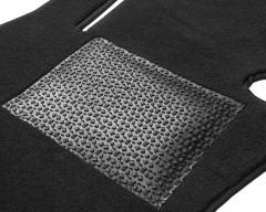 Фото товара 9 - Коврики в салон для Chery Tiggo 7 '17-, текстильные, черные (Optimal)