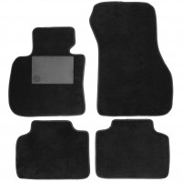 Коврики в салон для BMW 2 F45 '13- Active Tourer, текстильные, черные (Optimal)