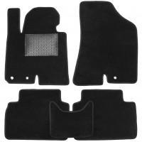 Коврики в салон для Hyundai ix-35 '10-15, текстильные, черные (Optimal)