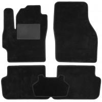 Коврики в салон для Mazda 3 '04-09, текстильные, черные (Optimal)