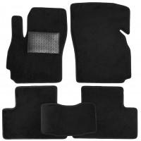 Коврики в салон для Mazda 5 '05-09, текстильные, черные (Optimal)