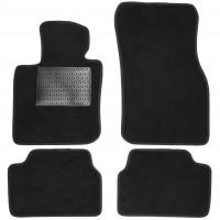 Коврики в салон для Mini Cooper '14-, текстильные, черные (Optimal)