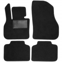 Коврики в салон для Mini Countryman 2017 -, текстильные, черные (Optimal)