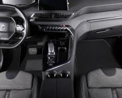 Textile-Pro Килимки в салон для Peugeot 3008 '17-, текстильні, чорні (Optimal)