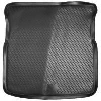 Коврик в багажник для Ford S-Max '06-, полиуретановый (Novline / Element) черный