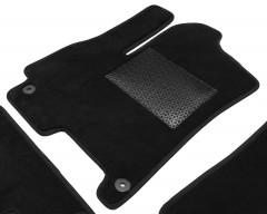 Фото товара 5 - Коврики в салон для Chery Tiggo 7 '17-, текстильные, черные (Optimal)
