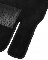 Фото товара 8 - Коврики в салон для Chery Tiggo 7 '17-, текстильные, черные (Optimal)