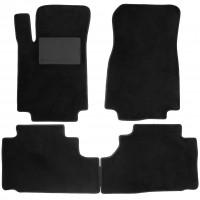 Коврики в салон для Great Wall Hover / Haval H6 '18-, текстильные, черные (Optimal)