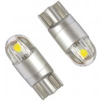 Автомобильные светодиодные лампочки Prime-X T10-K W5W 12V (комплект: 2 шт.)