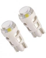 Автомобильные светодиодные лампочки Prime-X T10-N W2.1x9.5d W5W 12V (комплект: 2 шт.)