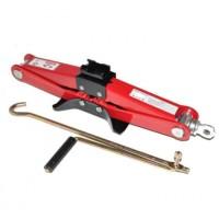 CarLife Домкрат автомобильный механический ромб 1,5т. с металической подушкой SJ225 (Carlife)
