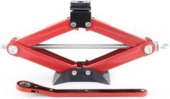 CarLife Домкрат автомобильный механический ромб 1,5т. с трещоткой SJ226 (Carlife)