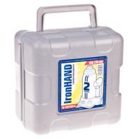 Фото товара 4 - Домкрат автомобильный гидравлический бутылочный 2 т. в кейсе IH-148276D-K (Витол)