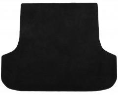 Коврик в багажник для Mitsubishi Pajero Sport '98-08, текстильный, черный (Optimal)