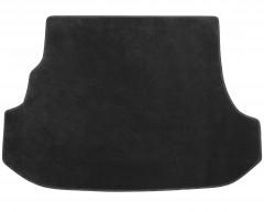 Коврик в багажник для Subaru Forester '03-08, текстильный, черный (Optimal)