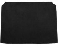 Коврик в багажник для Citroen Berlingo '08-18, текстильный, черный (Optimal)
