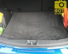 Фото товара 5 - Коврик в багажник для Mitsubishi ASX '10-, текстильный, черный (Optimal)