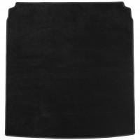 Коврик в багажник для Volkswagen Passat CC '09-12, текстильный, черный (Optimal)