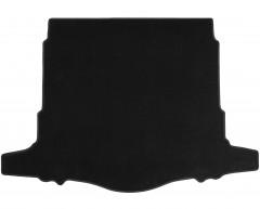 Коврик в багажник для Nissan X-Trail (T32) '17-, нижний, текстильный, черный (Optimal)