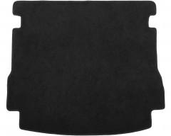 Коврик в багажник для Porsche Macan '14-, текстильный, черный (Optimal)