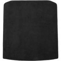 Коврик в багажник для Skoda Superb '15- лифтбек, текстильный, черный (Optimal)