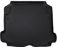 Коврик в багажник для Volvo S60 '00-10, полиуретановый (Novline / Element) черный