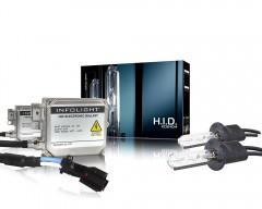 Комплект ксенона Infolight H3 6000K 35W