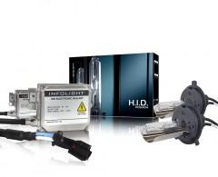 Комплект ксенона Infolight H4 6000K 35W