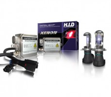 Комплект биксенона Infolight Pro/Infolight H4 6000K 35W