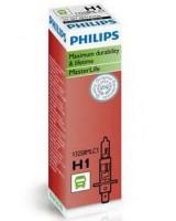 Автомобильная лампочка Philips Masterlife H1 24V 70W (1 шт.) 13258MLC1