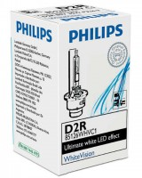Автомобильная лампочка Philips WhiteVision D2R 35W 85V (1шт.) 85126WHVC1