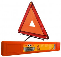 Знак аварийный 1-03-2-1-0 в пластиковой упаковке (Rexxon)