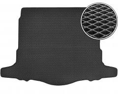 Коврик в багажник для Nissan X-Trail (T32) '17-, нижний, EVA-полимерный, черный (Kinetic)