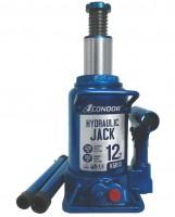 Condor Домкрат автомобильный гидравлический бутылочный 12 т. K5013 (CONDOR)