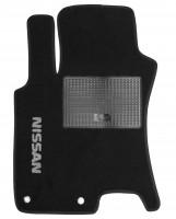 Фото 9 - Коврики в салон для Nissan Qashqai +2 '06-14 текстильные, черные (Стандарт)