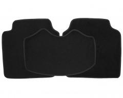 Фото 11 - Коврики в салон для Nissan Qashqai +2 '06-14 текстильные, черные (Стандарт)