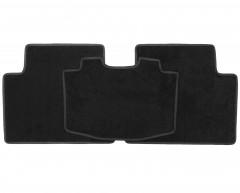Фото 4 - Коврики в салон для Nissan Qashqai +2 '06-14 текстильные, черные (Стандарт)