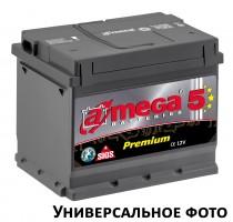 Автомобильный аккумулятор A-MEGA Premium 100Ач, правый плюс
