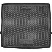 Коврик в багажник для BMW X1 E84 '09-15, резиновый, черный (AVTO-Gumm)
