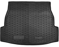 Коврик в багажник для Toyota RAV4 '2019-, резиновый, черный (AVTO-Gumm)