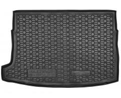 Коврик в багажник для Volkswagen e-Golf VII '12-, электро. двиг., резиновый (AVTO-Gumm)