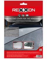 Чехол против снега и инея для переднего стекла Rexxon